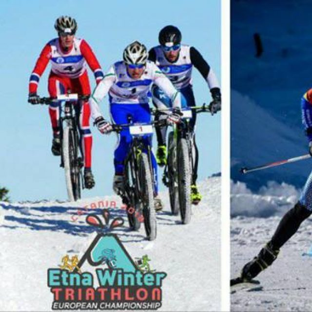 Winter Triathlon: al via i Campionati Europei 2018 in Sicilia