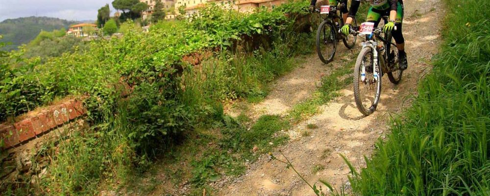 Montecatini: in bici nell'entroterra toscano