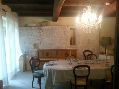 Pieve Sant'Angelo Guest House ristorante