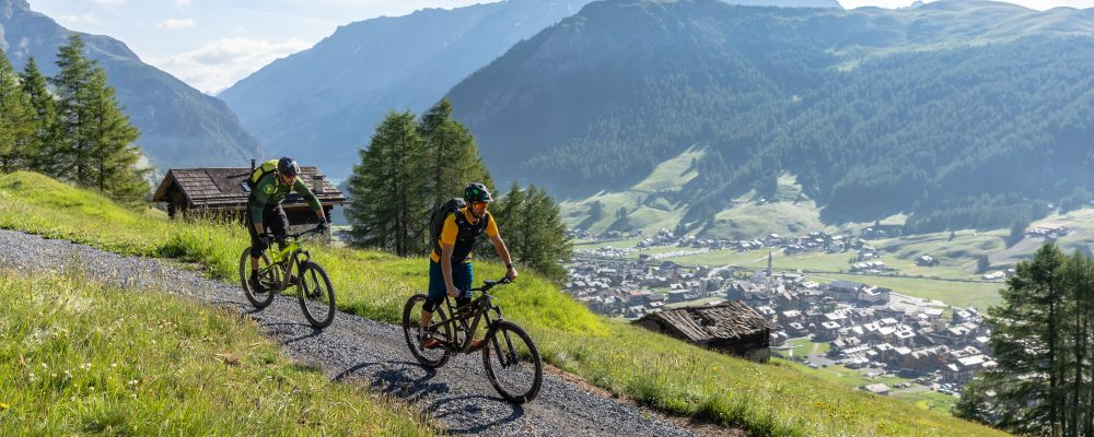 Livigno: offerta bike e outdoor sempre più digital