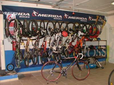 ALBERGO PANORAMA - Bike Room