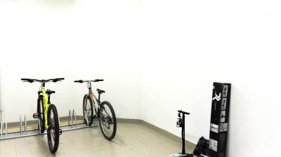 LA MORETINA - bike room